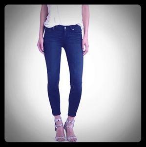 *Paige Verdugo Crop Skinny Jeans*